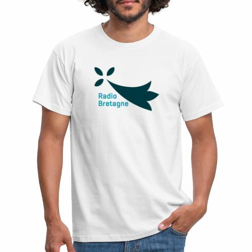 Logo Radio Bretagne - T-shirt Homme