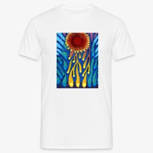 Chore Słońce - Koszulka męska