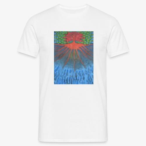 Drzewo Źycia - Koszulka męska