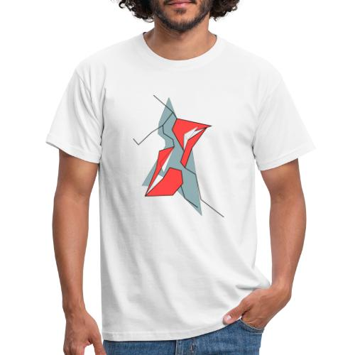 Lesbian Kiss - Camiseta hombre