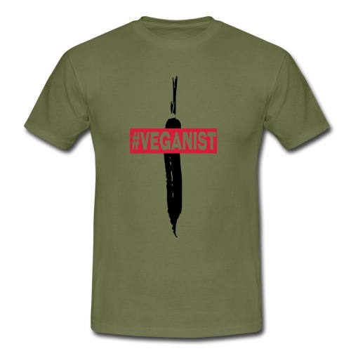 Veganist - T-shirt Homme