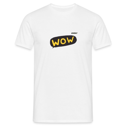 WoW Shirt - Men's T-Shirt