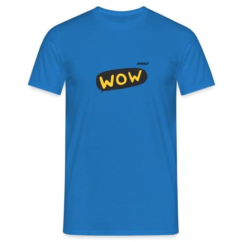 WoW Shirt - Men's T-Shirt