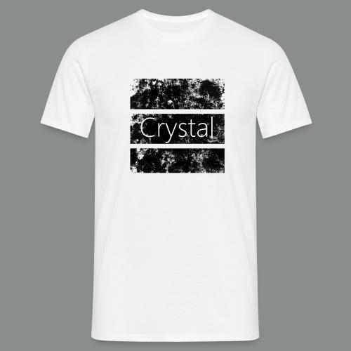 Crystal - Männer T-Shirt
