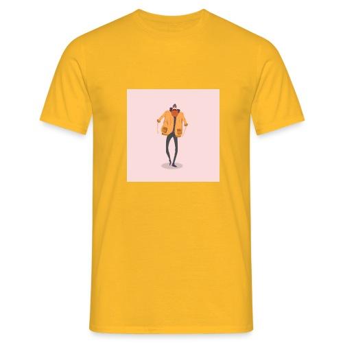 i like you - T-shirt Homme