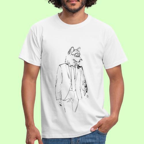 WOLF STYLE!! - Camiseta hombre