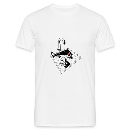 Wasbak - T-shirt Homme