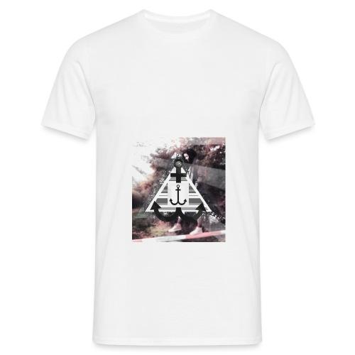 Wald-Anker - Männer T-Shirt