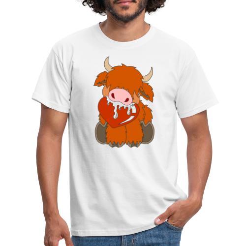 Shortcake - Von Herzen - Männer T-Shirt