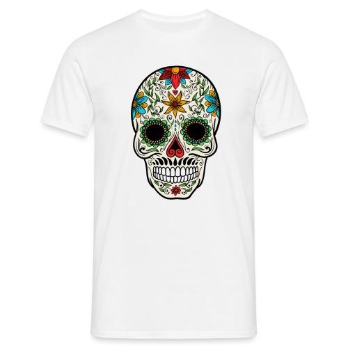 Craneo - Camiseta hombre