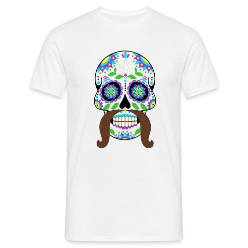 Bigotes - Camiseta hombre
