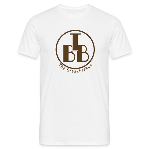 Button schrift heller bg png - Männer T-Shirt