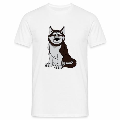 Husky - Männer T-Shirt