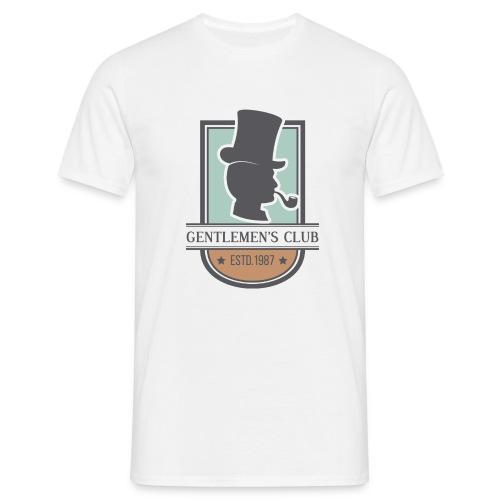 gentlemen s club - Camiseta hombre