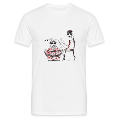 Matryoshka - Männer T-Shirt