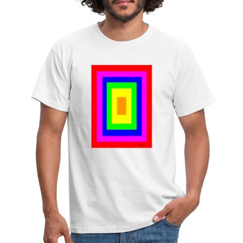Perfect-COLOR - Maglietta da uomo