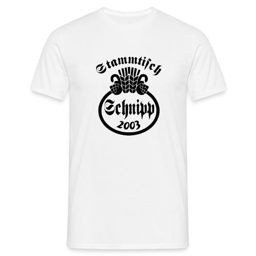 Schnipp2003 klassisch - Männer T-Shirt