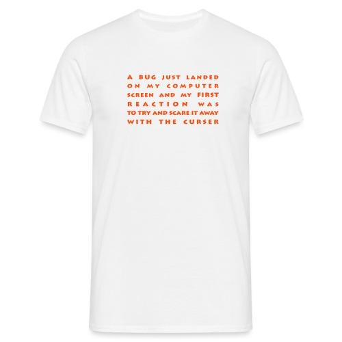 bug - Miesten t-paita