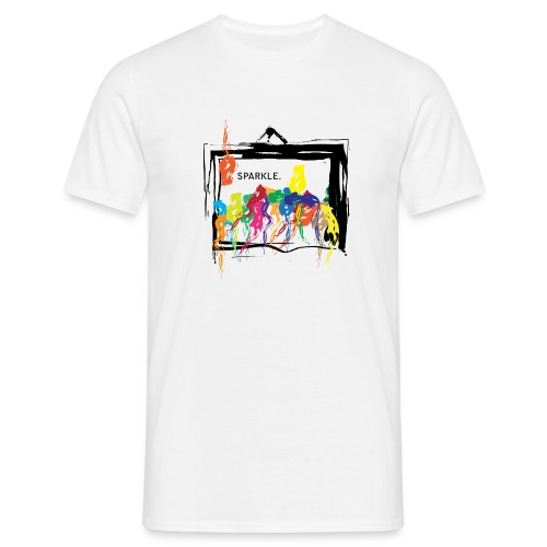 Sparkle - Men's T-Shirt