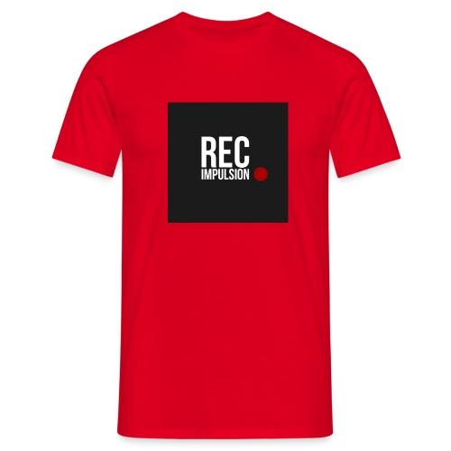 REC - T-shirt Homme