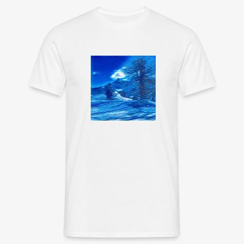 Magia dei Monti della Luna - Maglietta da uomo