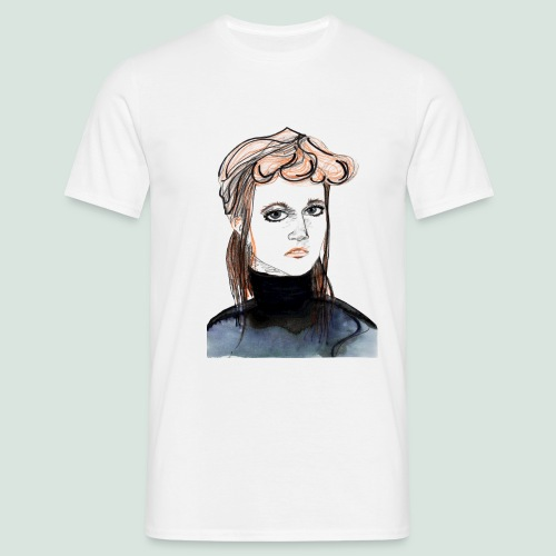 Portait de femme I - T-shirt Homme