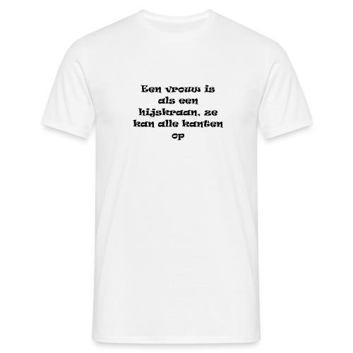 YOLO shirt - Mannen T-shirt