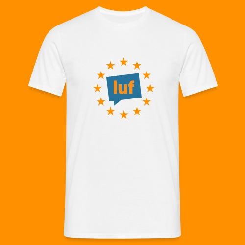 ep logga sticker - T-shirt herr