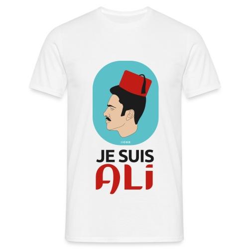 Je suis Ali - Apparel gegen Rassismus - Männer T-Shirt