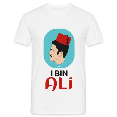 I bin Ali - Apparel gegen Rassismus - Männer T-Shirt