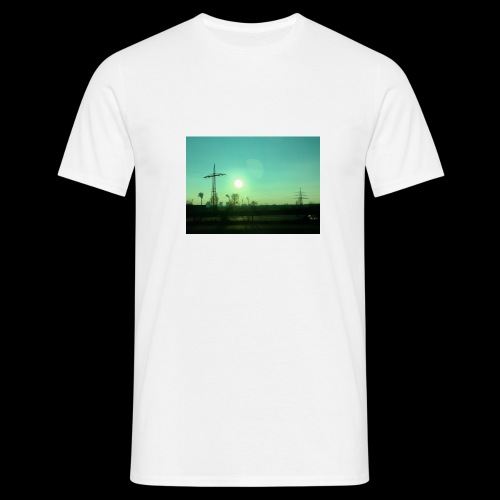 pollution - Mannen T-shirt