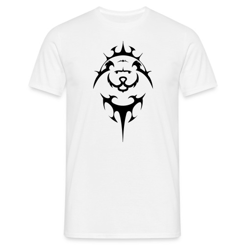 tribalbear - T-shirt Homme