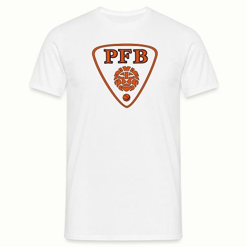 NEW LOGO PFB Couleur - T-shirt Homme