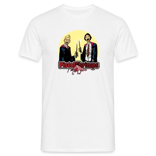 4392392 13107065 pistolshrimps 2 copy or - Men's T-Shirt
