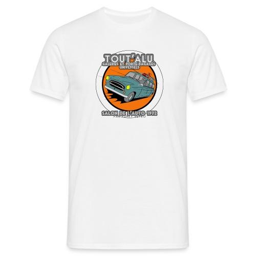 403 TOUT ALU GREY - T-shirt Homme