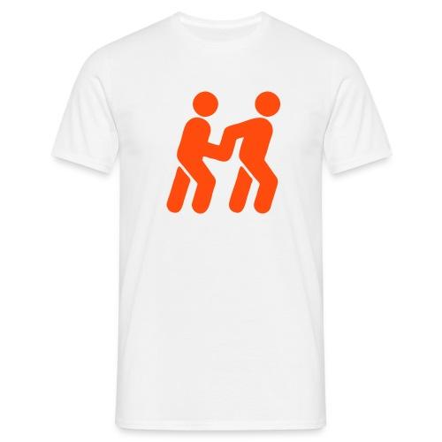 ledsagare - T-shirt herr