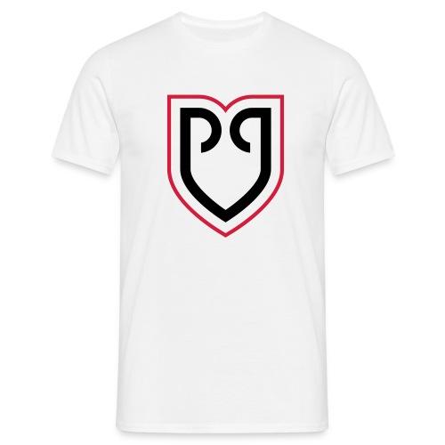 Rollapaluza Logo for use on white - Men's T-Shirt