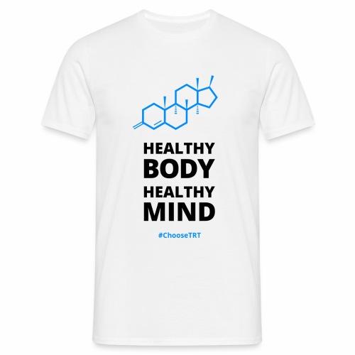 #ChooseTRT - Men's T-Shirt
