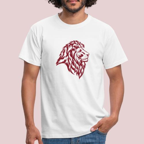 46 463022 transparent roar clipart lion logo png f - T-shirt herr