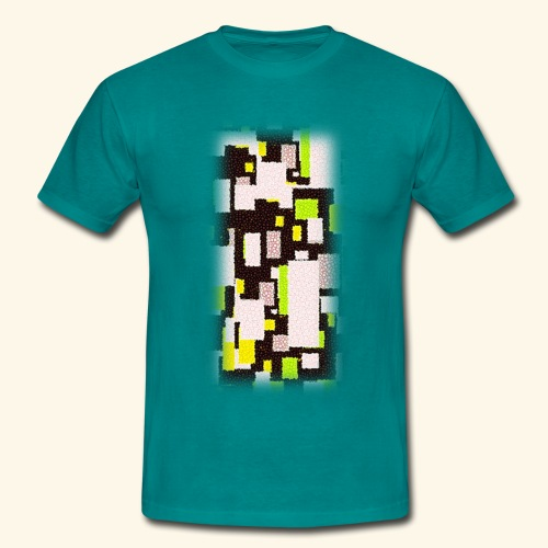 Muster 4 - Männer T-Shirt