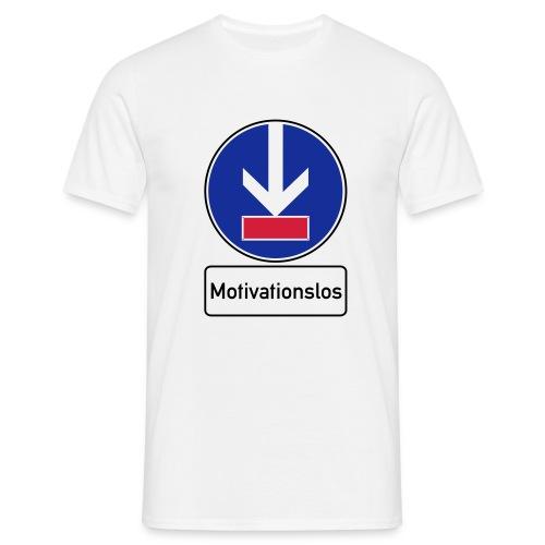 motivationslos - Männer T-Shirt