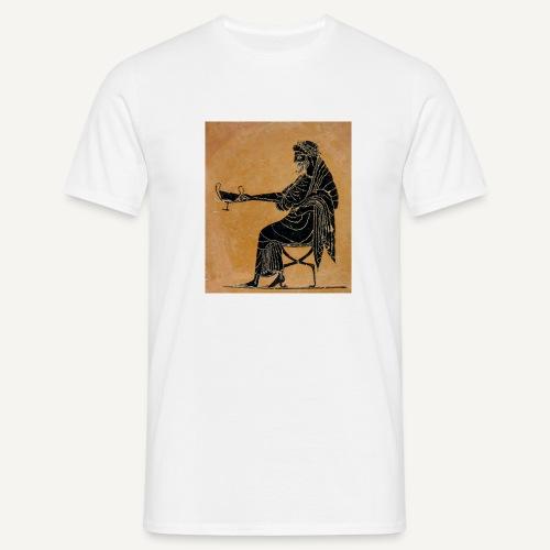 dionysos kantharos bm b589 - Koszulka męska