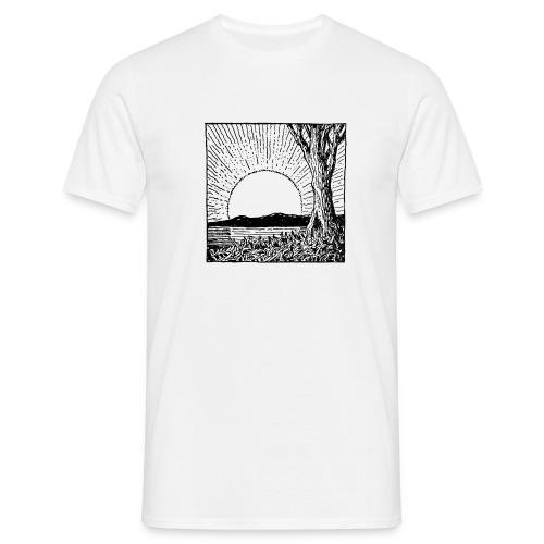 SUNSUNSOL - Camiseta hombre