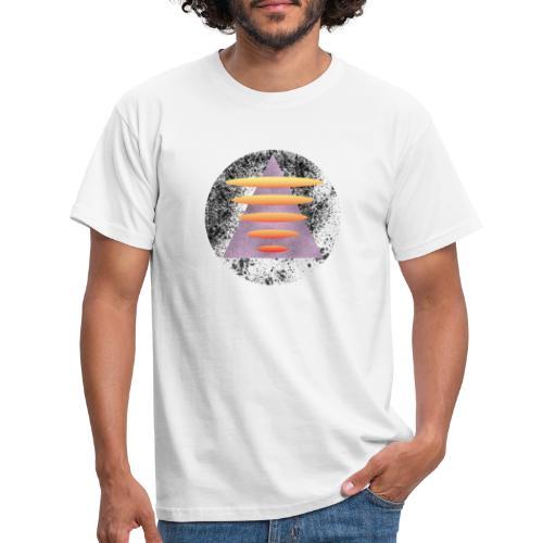 Triangle Gate - T-skjorte for menn