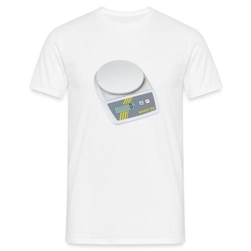 Waage Ina - Männer T-Shirt