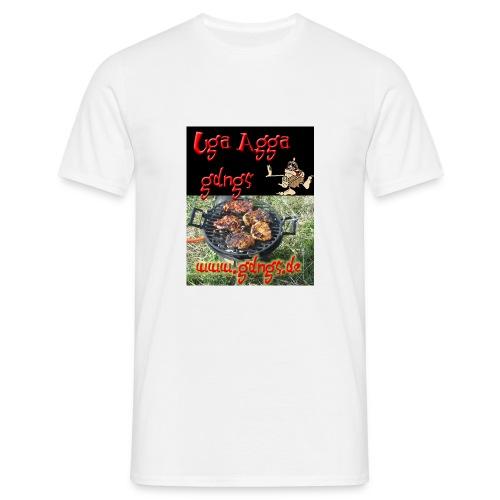 gdngs Logo Zaphod - Männer T-Shirt