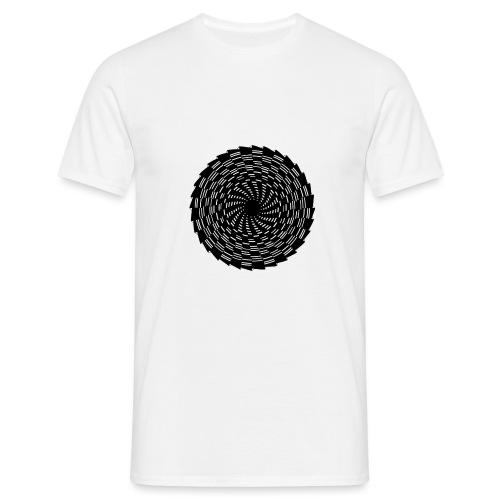 Kreis - Männer T-Shirt