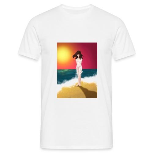 Lipiec - Koszulka męska
