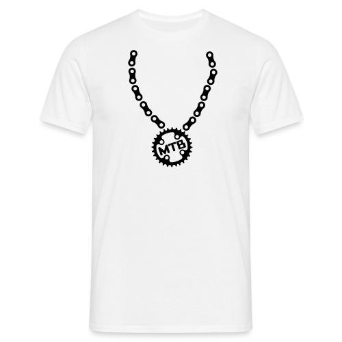 MTB catena - Maglietta da uomo