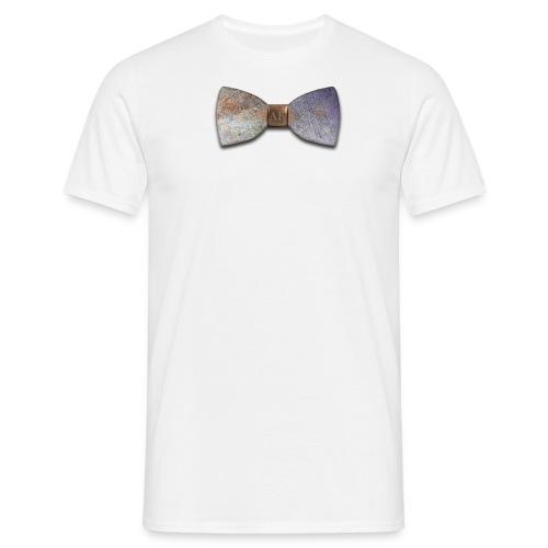 Fliege aus Beton2 - Männer T-Shirt